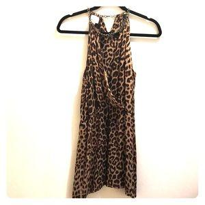 Parker Leopard Dress